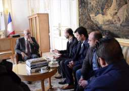 Pakistani community setup cultural centre in France
