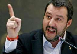 Salvini Says Changes in Italy's Emilia-Romagna Postponed After His Party Lost Elections
