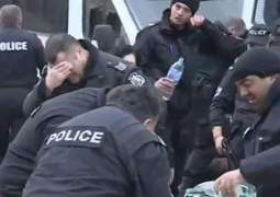Bulgarian Police Use Pepper Spray Against Protesters, Over 30 People Hurt - Reports