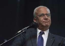 Russia's Bogdanov, PLO Secretary-General Discuss Palestinian-Israeli Conflict Settlement