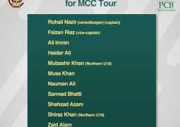 Saud Shakeel to captain Pakistan Shaheens against MCC