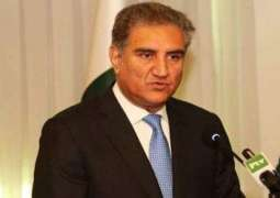 Foreign Minister Shah Mahmood Qureshi leaves for Kenya to attend 'Engage Africa' conference