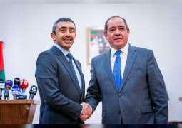 New Algerian leadership brings fresh era of UAE-Algeria relations, says Abdullah bin Zayed