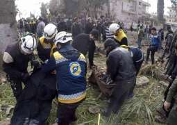 Over 40 White Helmets Employees Arrived in Idlib - Human Rights Activist