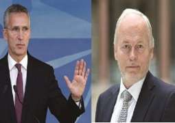 NATO Leaders Reaffirm Support for US Special Envoy's Attempts to Reach Taliban Peace Deal