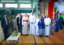 Ras Al Khaimah's first catholic school officially opens