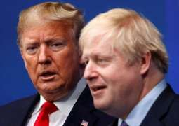 Johnson Discussed US 'Deal of Century' for Mideast Conflict in Call With Trump - Office