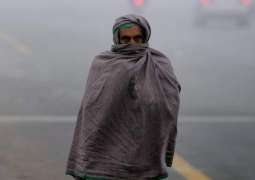 Cold weather persists in some Punjab cities due to rain