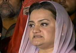 Imran Sahb, Your statement of having been misguided by your cabinet on inflation tantamounts to slap your own face: Maryam Aurangzeb