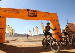 الإسباني أوسكار بيجور يتصدر المرحلة الأولى في سباق الدراجات الصحراوية