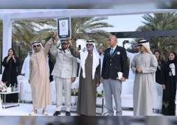 UAE sets new Guinness record for 'world's longest handshake'