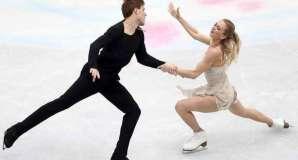 Russian Figure Skaters Sinitsina, Katsalapov Win Gold at European Championships