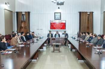 Chinese Agriculture Commissioner visited UVAS