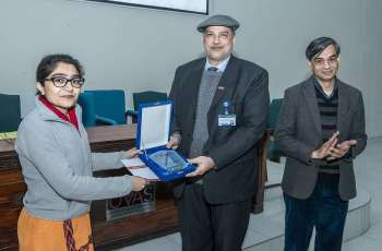 UVAS FBS organised Best Teacher Award Ceremony
