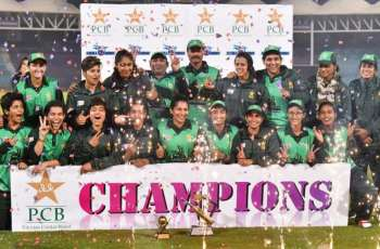 Bismah Maroof leads PCB Challengers to T20 title win