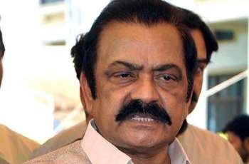 ANF reserves its verdict on Rana Sana Ullah's petition for video record and vehicle