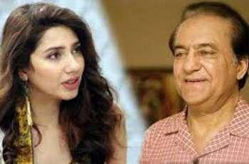 Veteran actor Firdous Jamal Explains Reason Behind Ageist Comments About Mahira Khan
