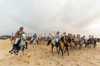 مهرجان سفاري بقيق يختتم 100 فعالية من تراث الصحراء