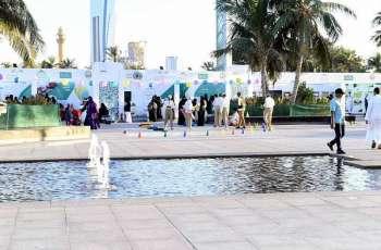 الحديقة الثقافية تقدم 51 فعالية متنوعة بمشاركة 14 جهة حكومية بجدة