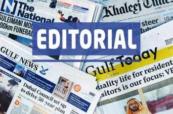 UAE Press: People's happiness priority for UAE leadership