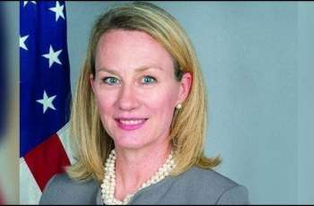 US diplomat Alice Wells to meet officials in Islamabad today