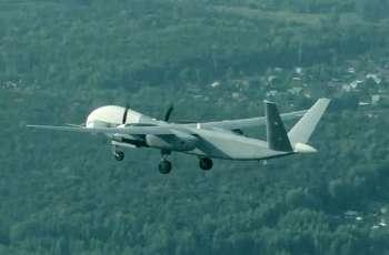 Russia's Altius-U Drone to Feature Satellite Compatibility - Defense Industry Source