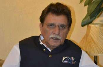 India badly failed to put Kashmir issue under carpet, Raja Farooq Haider