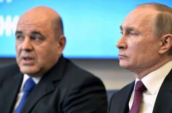 Russian President to Appoint Prime Minister, Cabinet Members After Duma's Approval - Draft