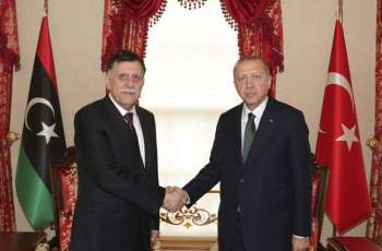 International Court of Justice to Determine Legality of Erdogan-Sarraj Deal - UN Envoy