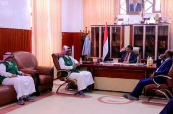 البرنامج السعودي لتنمية وإعمار اليمن يستكمل تسليم مشاريع التنموية بالجوف اليمنية