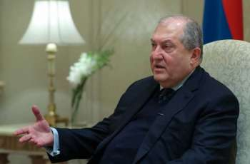 EXCLUSIVE: Armenia would welcome FTA between GCC and Eurasian Economic Union, President Sarkissian says