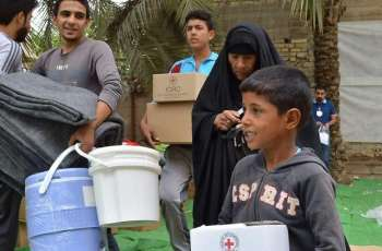 ICRC Expresses Concern Over Water Supply Disruptions in Iraq in Light of Social Unrest
