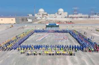 75 million safe work hours at Barakah Nuclear Energy Plant