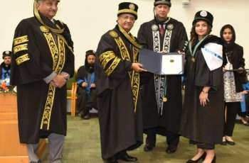 10th UG & PG Convocation – NUST Business School