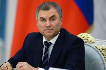 Russian Speaker Blames Bloomberg for Meddling After Snap Parliamentary Vote Claim