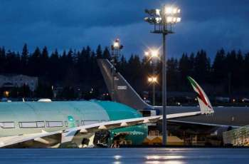 First Test Flight of Boeing 777X Delayed Until Friday Due to Bad Weather