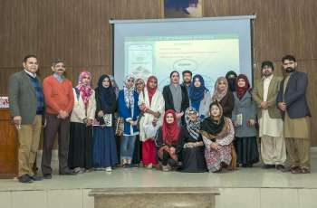 3-DaysTraining of Trainers workshop on 'WritingA Competitive Grant Proposal' concludes at UVAS