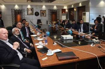 PCB and ICC hold constructive meetings