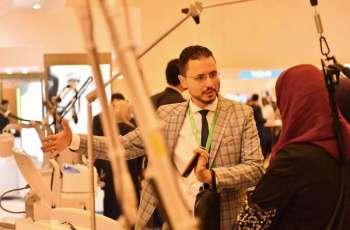 انطلاق جلسات المؤتمر العالمي السعودي الثالث للأمراض الجلدية والليزر والطب التجميلي