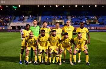 دوري كأس الأمير محمد بن سلمان : النصر يتصدر مؤقتاً بالفوز على الاتفاق