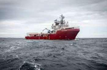 Ocean Viking Migrant Rescue Ship Saves 59 People Off Libyan Coast - SOS Mediterranee