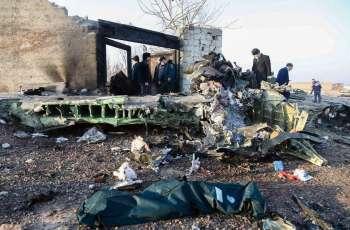 Zarif Says Iran Jailed National Who Downed Ukrainian Passenger Plane Over Tehran