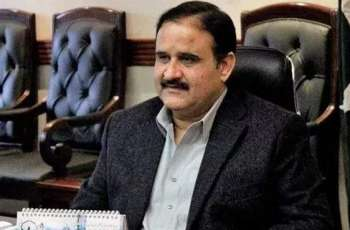 Chief Minister of Punjab Usman Buzdar for adopting Zainab Alert Bill in principle
