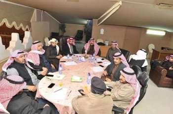 اللجنة التنفيذية لرالي حائل الدولي 2020 تعقد اجتماعاً استعداداً لانطلاق الرالي