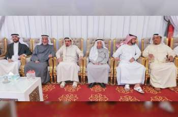 Ajman Ruler, CP offer condolences on death of Sheikha Hamda Al Ghurair