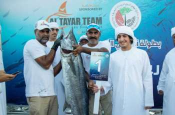 Most expensive kingfish sells for US$54,000 in Abu Dhabi