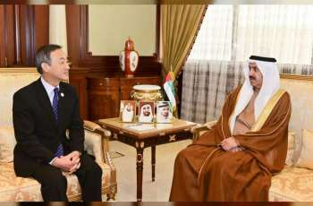 FNC Speaker meets with foreign ambassadors