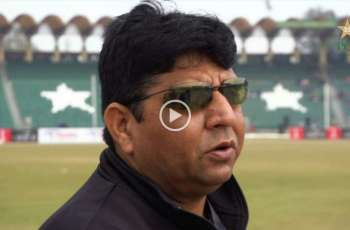 Ahsan Raza to complete his T20I umpiring career's half-century
