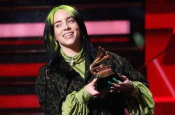 Billie Eilish receives congrats messages for Grammy Awards