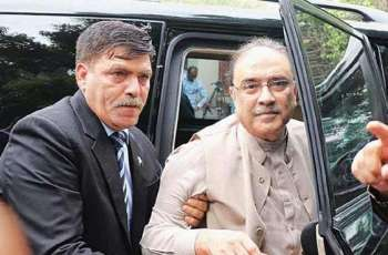 Accountability Court (AC) summons Asif Ali Zardari in Thatta water supply reference on February 12